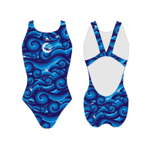 Sydney Wild League Womens Thick Strap One Piece
