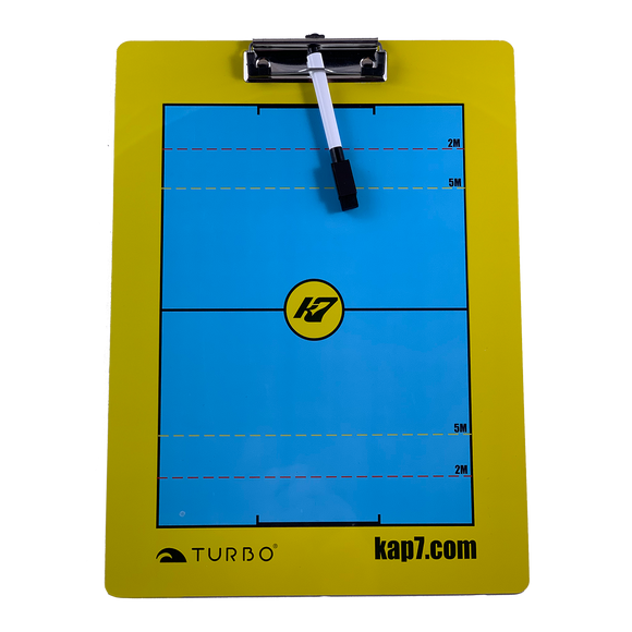 KAP7 Coaches Dry Erase Board Large - 28cm x 35cm