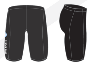 Coogee Surf Club Mens Compression Shorts