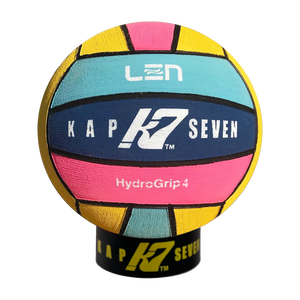 KAP7 LEN LIMITED EDITION Ball of the European Championships    Hydro-Grip Ball Size 4 & 5