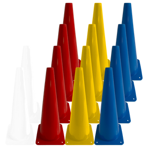 Kap7 Cone Marker Set of 14 WATER POLO POOL SET-UP REQUIREMENTS