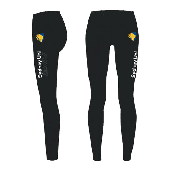 Sydney Uni Water Polo - 2XU Compression Tights (Womens)