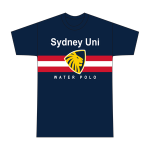 Sydney Uni Water Polo - Mens T-shirt.  COMPULSORY