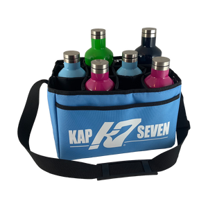 KAP7 12 Water Bottle Carrier customised with your logo