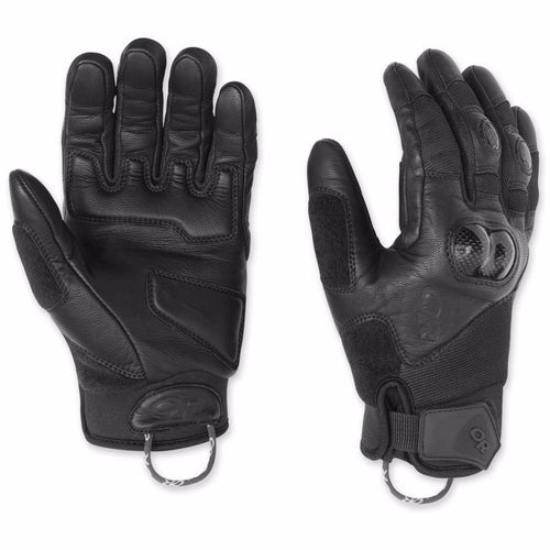 Outdoor Research Men's Piledriver Molded Knuckle Motorcycle Gloves 24 Piece Lot