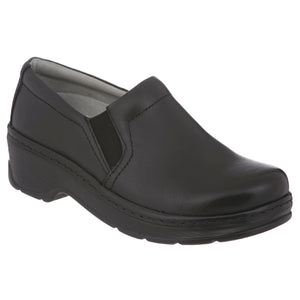 Klogs Natalie Women's Black Smooth 14 W Clog Display Model Shoes