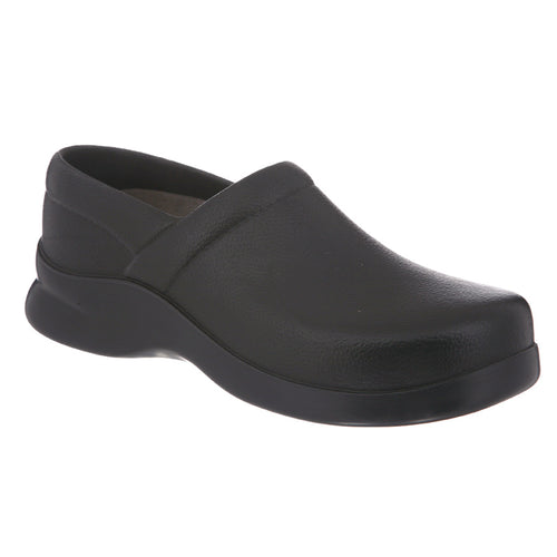 Klogs Berlin Men's Black 9 W Polyurethane Clog Display Model
