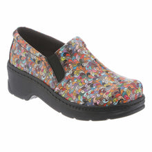 Klogs Natalie Women's Geo Paisley 9.5 M Clog Display Model Shoes