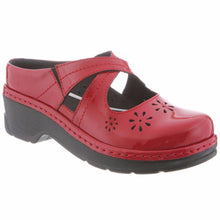 Klogs Camila Women's Chili Pepper 7.5 M Clog Display Model Shoes