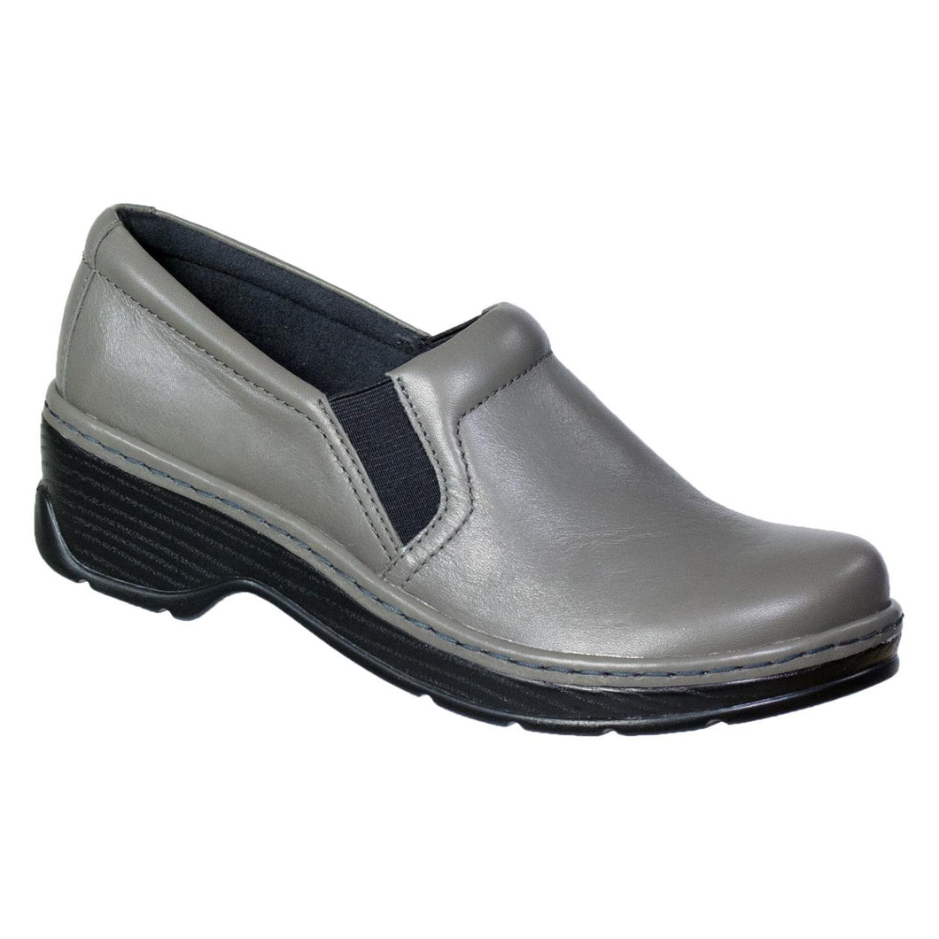 Klogs Natalie Women's Gull Grey 8 M Clog Display Model Shoes