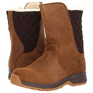 Woolrich Palmerton Trail Waterproof Women's Winter Boots Toffee 7.5M