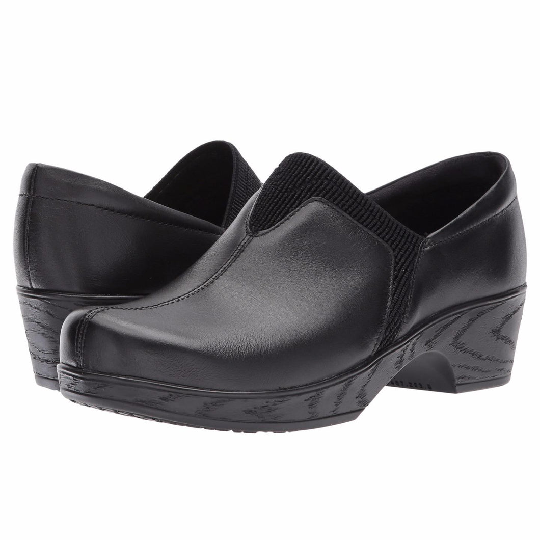 Klogs Salma Women's Black KPR 8 M Clog Display Model Shoes