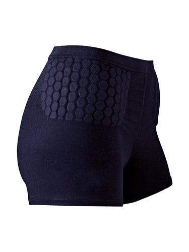 McDavid 9230 / 923 Women's HEXPAD Volleyball Short Navy 3XL