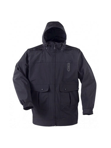 Propper Defender Gamma Waterproof Men's Duty Jacket Navy Large  Regular