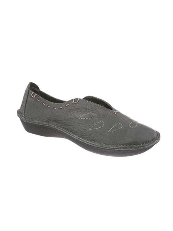 Wasabi By ZenKomfort Klogs Granite Womens Leather Shoes 6.5 M