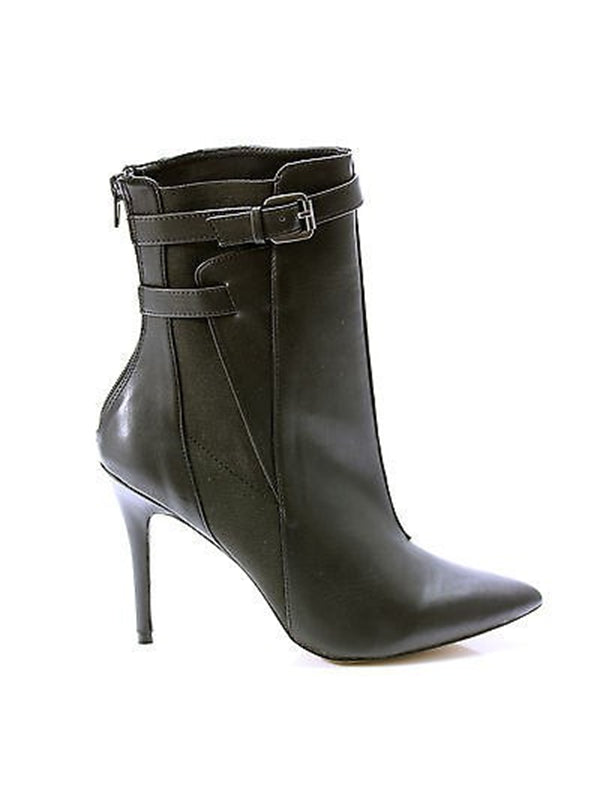 PADORA BY CHARLES BY CHARLES DAVID CB207-K4 ANKLE BOOT BLACK 7.5 M