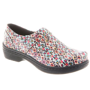 Klogs Missy Women's Blot Test 10 M Clog Display Model Shoes