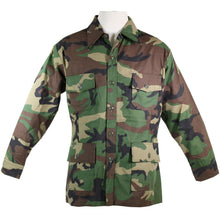 Champion's Choice Men'S BDU Military Camouflage 4 Pocket Shirt Small