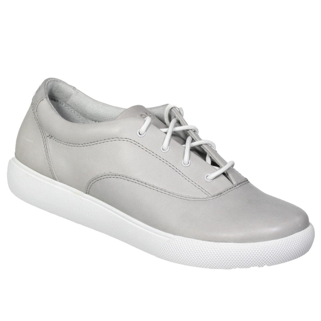 Klogs Calista Women's Frost Grey 8 M Lace Up Display Model Shoes