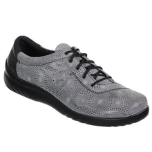 Klogs Piper Women's Graphite Mod 6 M Lace Up Display Model Shoes
