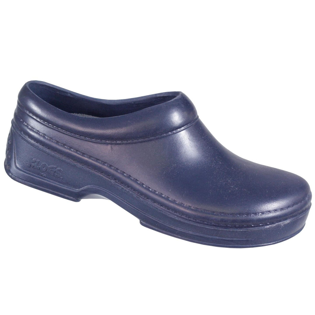 Klogs Spokan Women's Navy 11 M Polyurethane Clog Display Model Shoes