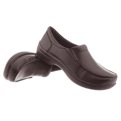 Klogs USA Men's Knight Clog Shoes Mahogany Smooth 10 M