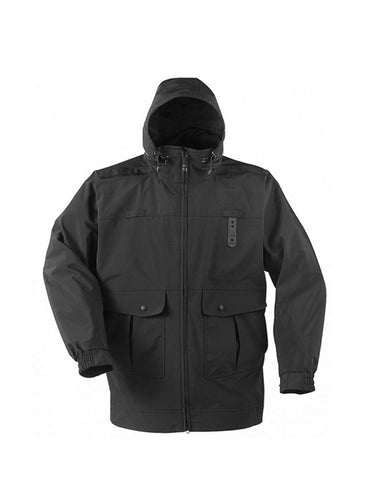 Propper Defender Gamma Waterproof Men's Duty Jacket Black Medium Long