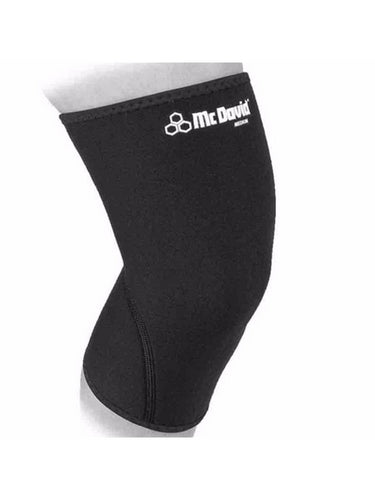 McDavid Classic Logo 401 CL Level 1 Knee Sleeve - Black - XX-Large