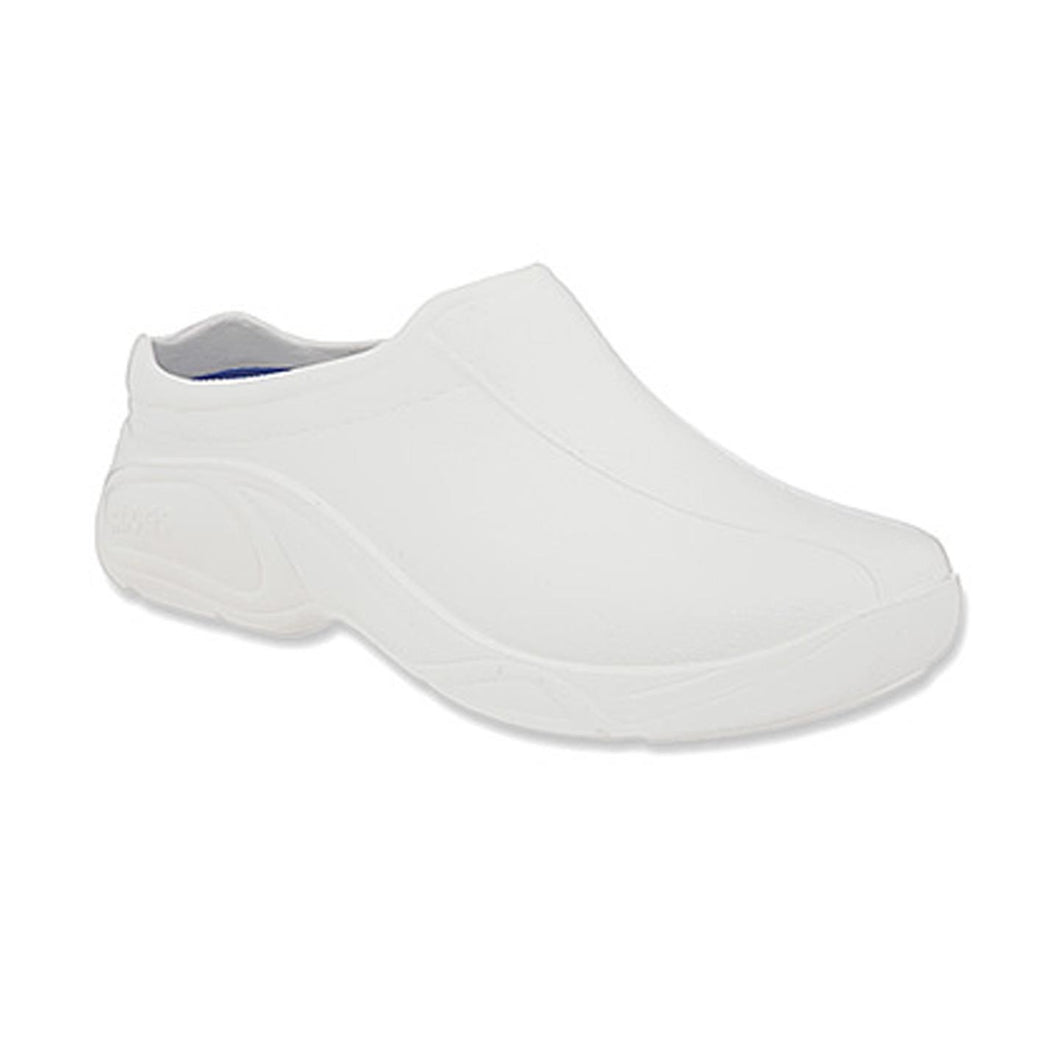 Klogs Sadie Women's White 14 W Polyurethane Clog Display Model Shoes
