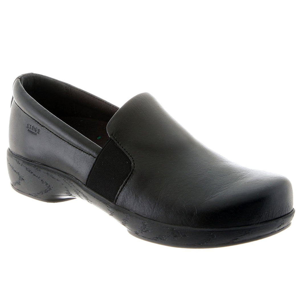 Klogs Trixie Women's Black Tintoretto 7 W Clog Display Model Shoes
