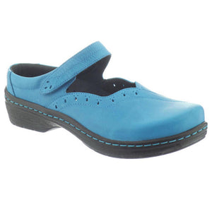 Klogs Bee Women's Sky Blue Adored 8. 5 M Clog Display Model Shoes