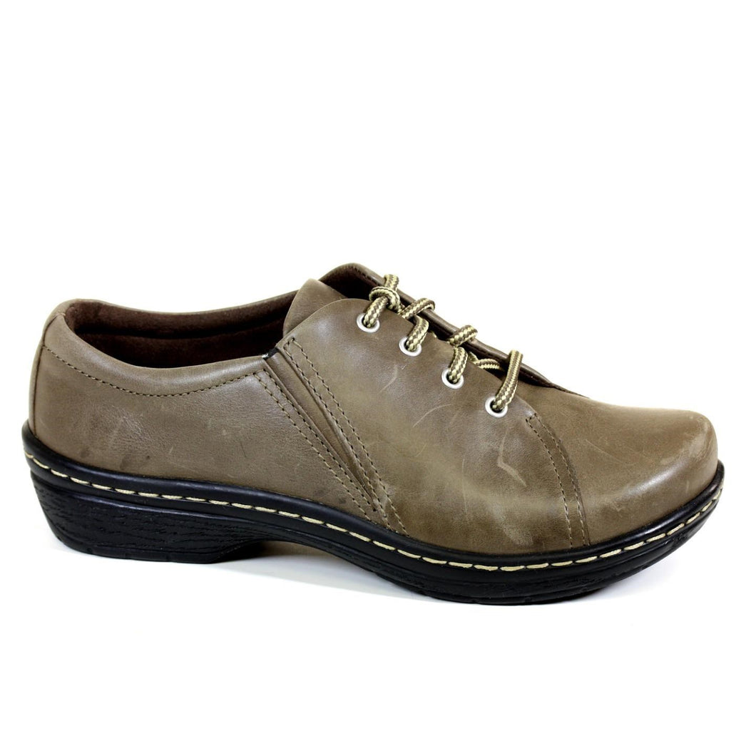 Klogs Isadore Women's Walnut 8 M Lace Up Display Model Shoes