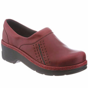 Klogs Sandy Women's Marsala Red 9.5 M Clog Display Model Shoes