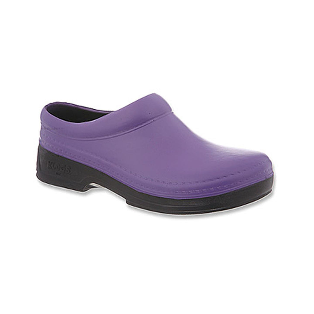 Klogs Spokan Women's Purple Crush 5 M Polyurethane Clog Display Model Shoes