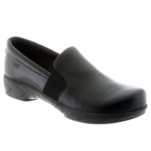 Klogs Trixie Women's Black Tintoretto 5 M Clog Display Model Shoes