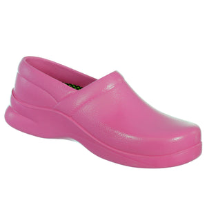 Klogs Brice Women's Hot Pink 9 M Polyurethane Clog Display Model Shoe