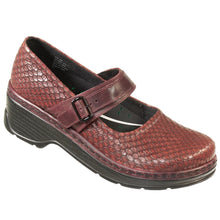 Klogs Monita Women's Wine Domino 8 M Clog Display Model Shoes