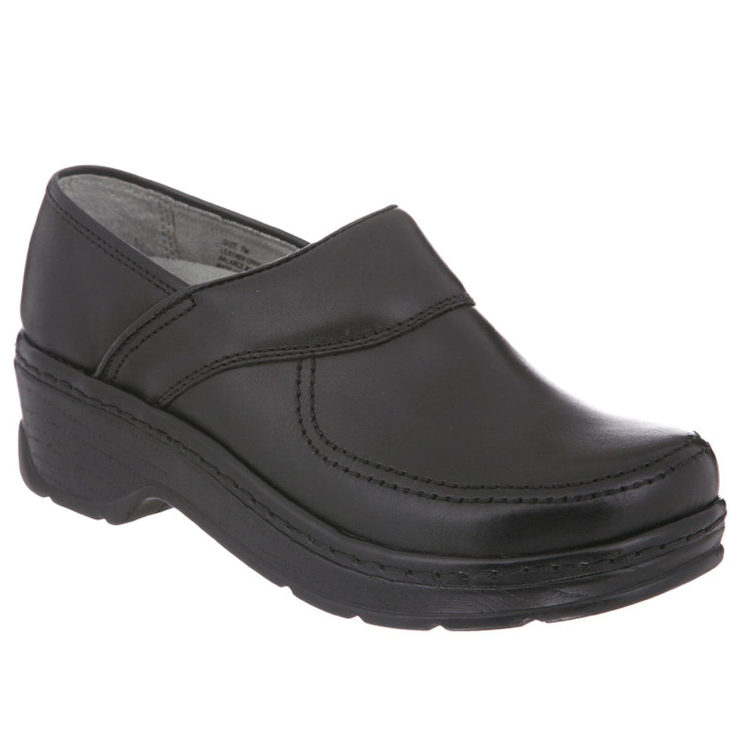 Klogs Sondra Women's Black Smooth 10.5 W Clog Display Model Shoes