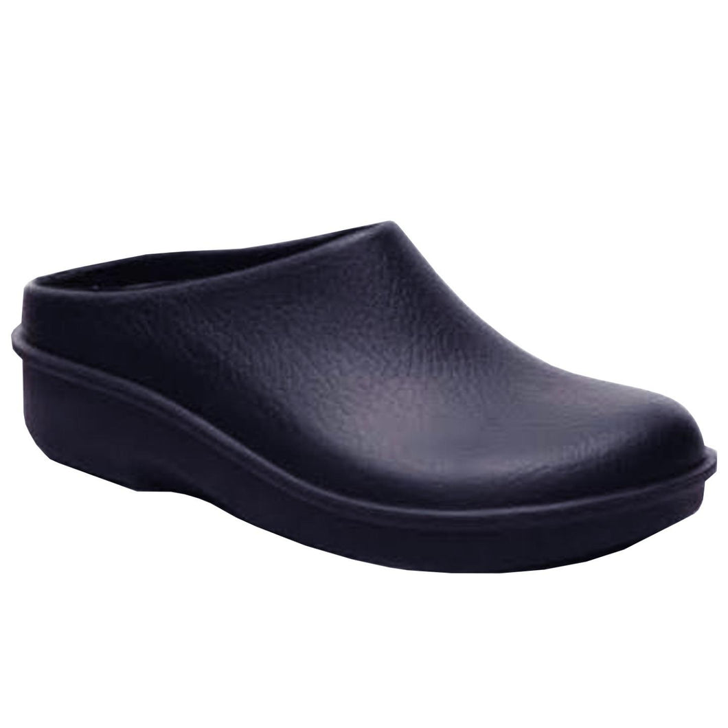 Klogs Kennie Women's Navy 14 W Polyurethane Clog Display Model Shoes