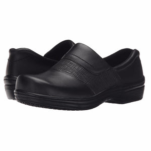 Klogs Cardon Women's Leather Clogs Display Model Shoes Black 9 M