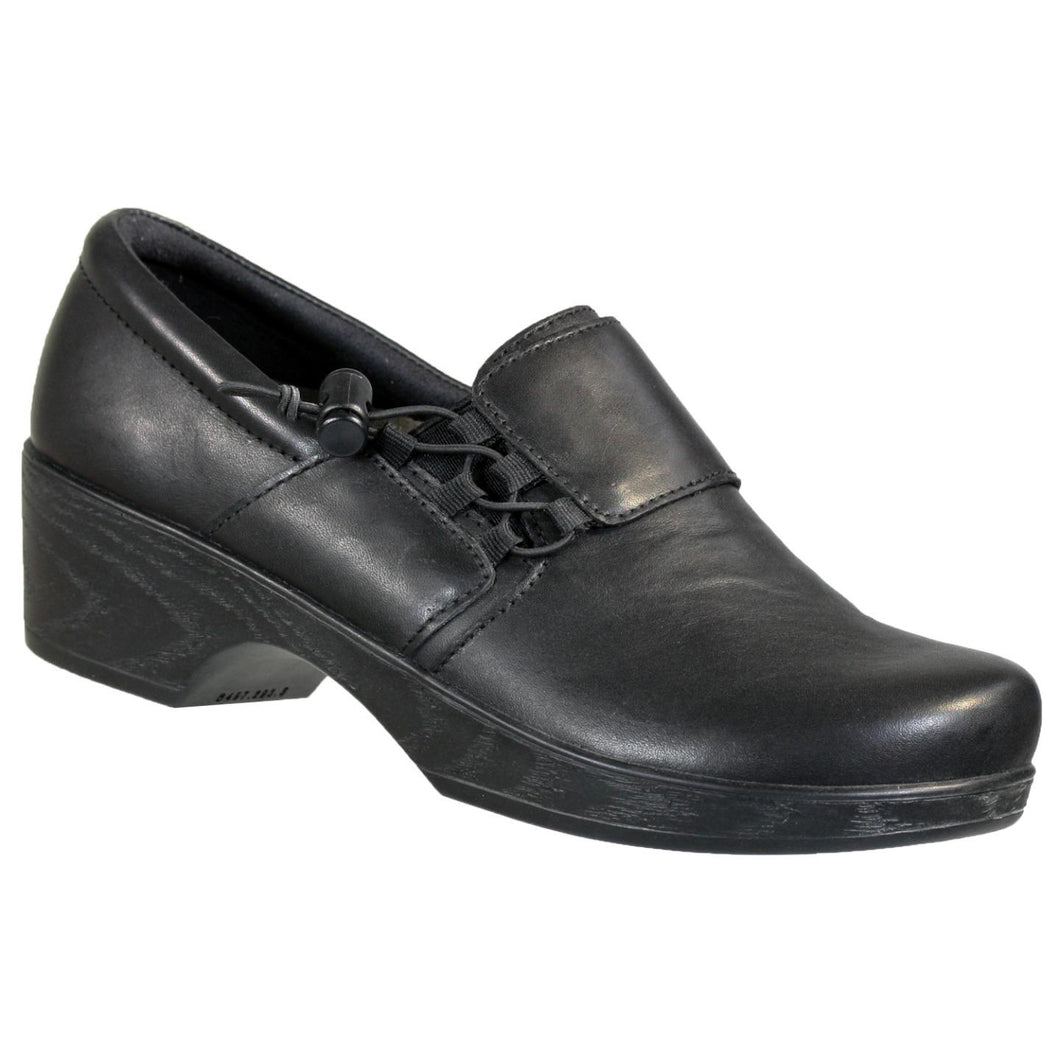 Klogs Bethany Women's Clogs Display Model Shoes Black Toggle 8 M