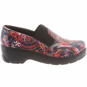 Klogs Imperial Women's Clog Shoes Pin Dop Patent 8 M