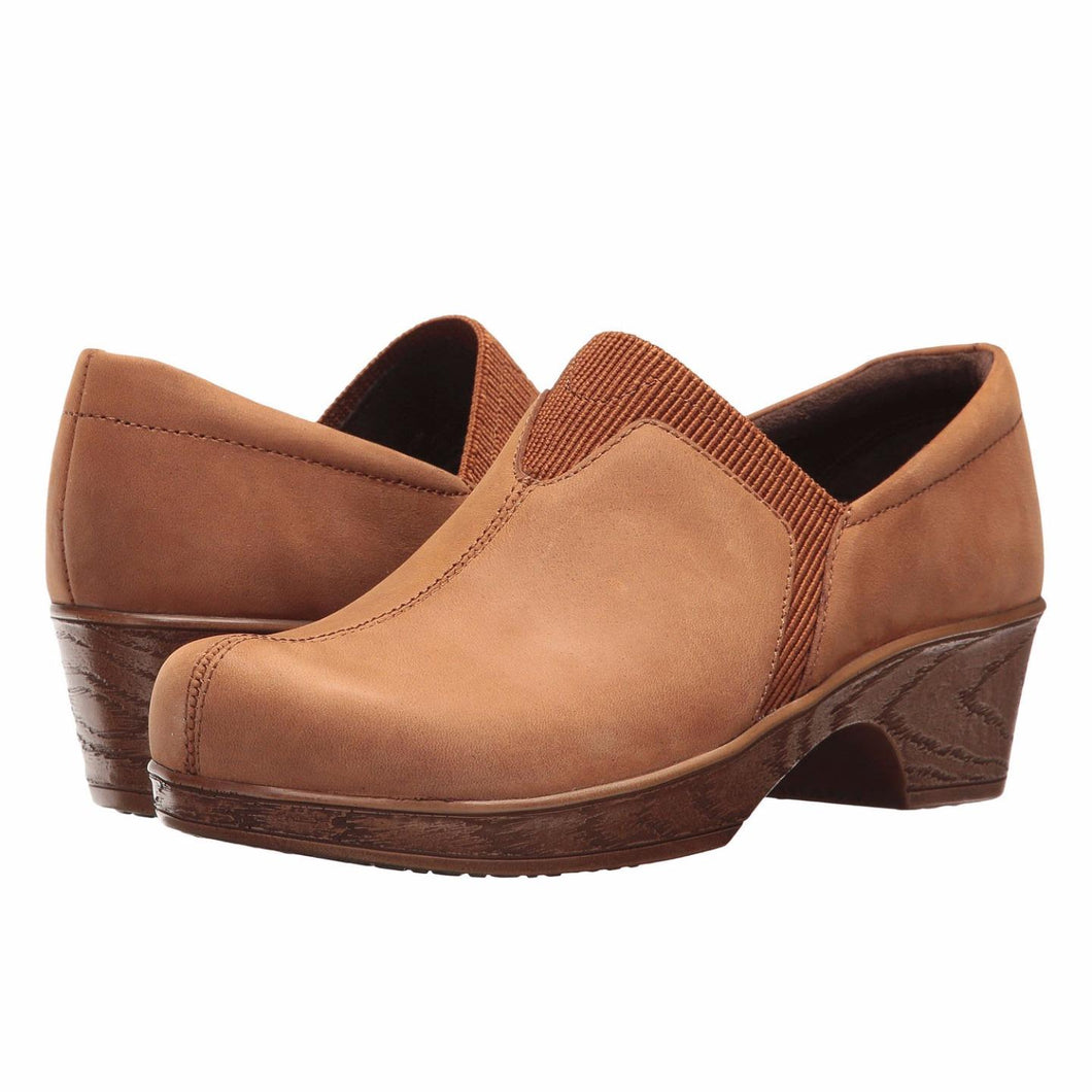 Klogs Salma Women's Tawny Adored 10 W Clog Display Model Shoes