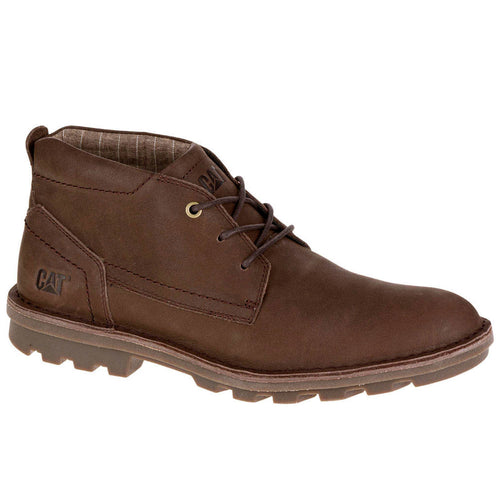 Cat by Caterpillar Men's Brady Mid Boots Display Model Summer Brown 8 M