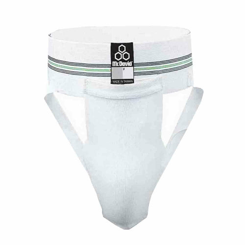 McDavid 320 Classic Athletic Supporter no Cup White-Pee Wee