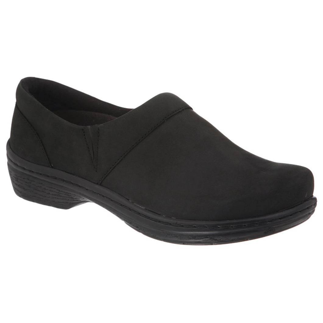 Klogs Missy Women's Black Oiled 6.5 M Clog Display Model Shoes