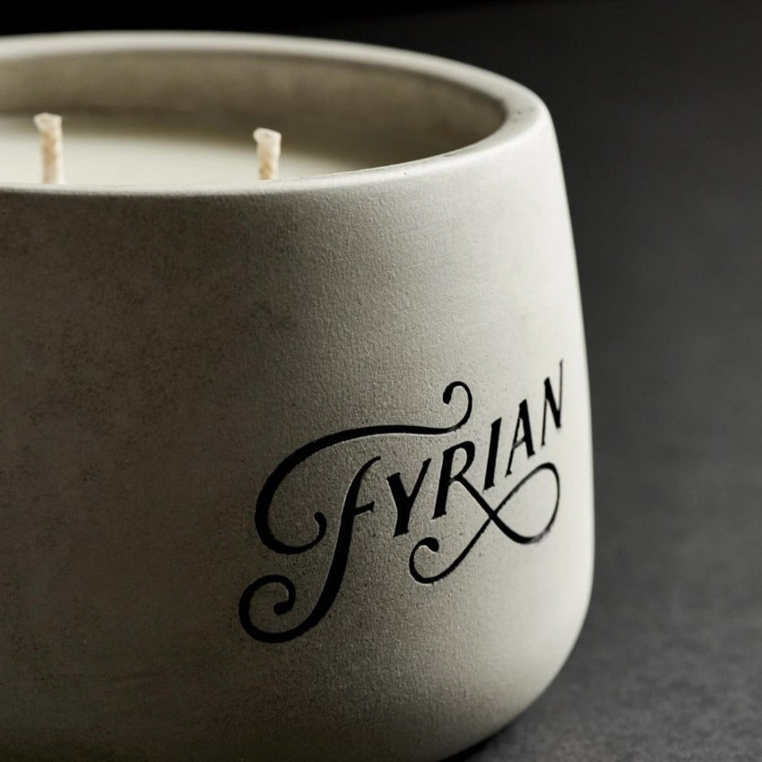 Single Malt Candle - Fyrian