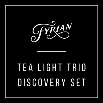Tea Light Candle Discovery Set - Fyrian