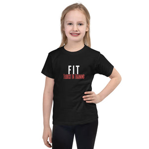 """FIT: Florist In Training"" kids t-shirt"