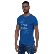 "Load image into Gallery viewer, ""Fleur Boss"" Unisex T-Shirt"